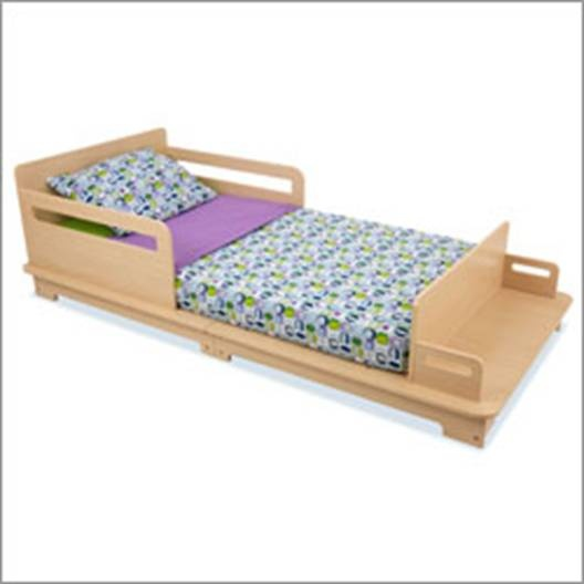 Baby Beds Attached Parents Bed : toddler bed with bench attached  Baby/Kids  Pinterest