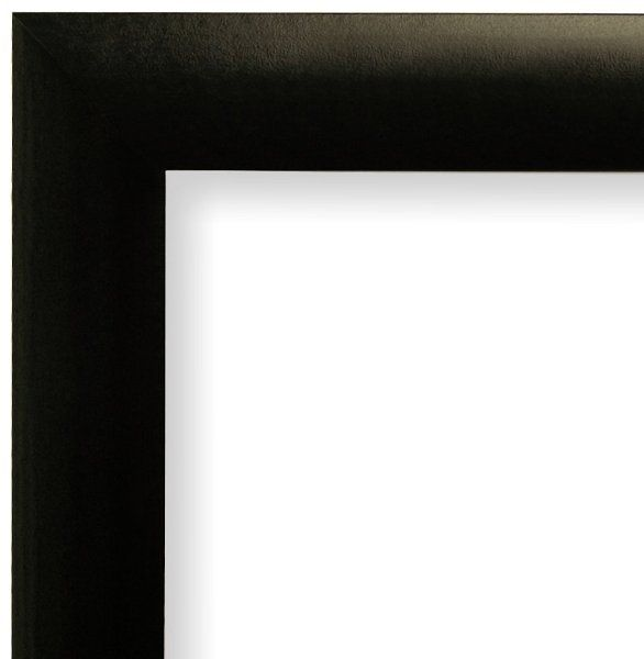 Picture Frame / Poster Frame 1u0026quot; Wide Matte Black, 24x36 (N1WB3):Amazon ...