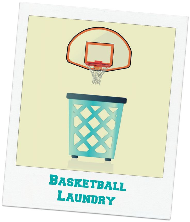 Basketball laundry images frompo 1 - Laundry basket basketball hoop ...