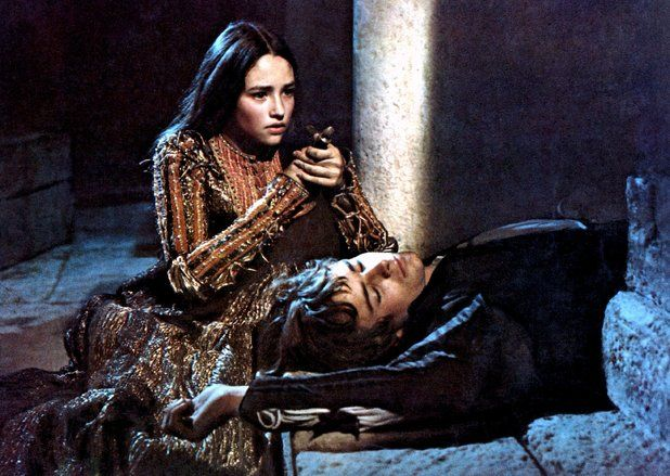 Romeo and Juliet (1968): Olivia Hussey and Leonard Whiting ...