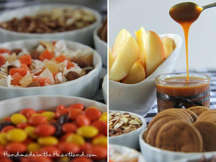 Caramel Apple Sundae Bar Toppings   SwEEt tOOth   Pinterest