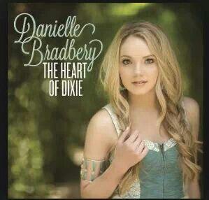 Danielle bradbury the heart of dixie doesn t she kind of look like