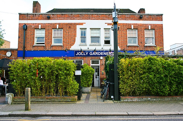The Jolly Gardeners In Putney Home Eat Drink Be Merry
