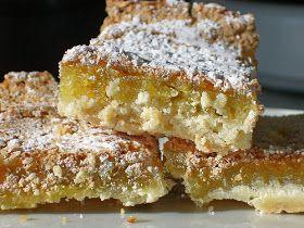 Skinny GF Chef : Skinny Gluten Free Low Glycemic Lemon Bars