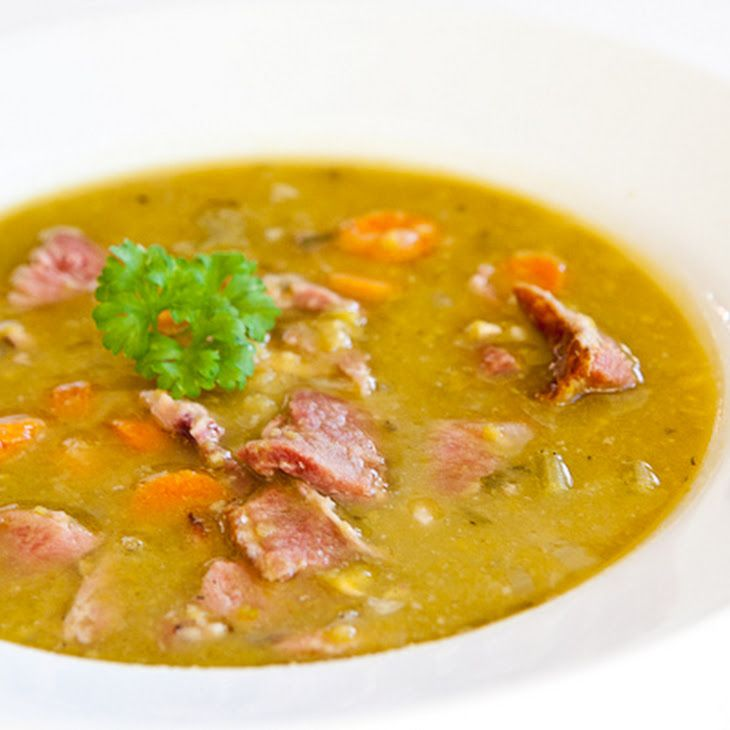 Split Pea and Ham Soup Recipe | Favourite Recipes | Pinterest