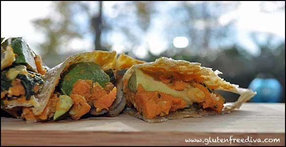Gluten_Free_Brown_Rice_Wrap2 by birdwoman5151, via Flickr