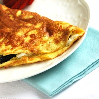 Asparagus and Goat Cheese Omelette | Breakfast for Fickle People | Pi ...