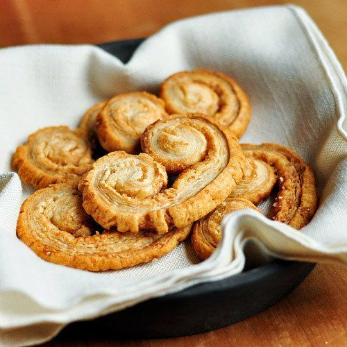 Sweet and Simple Palmiers | Recipe