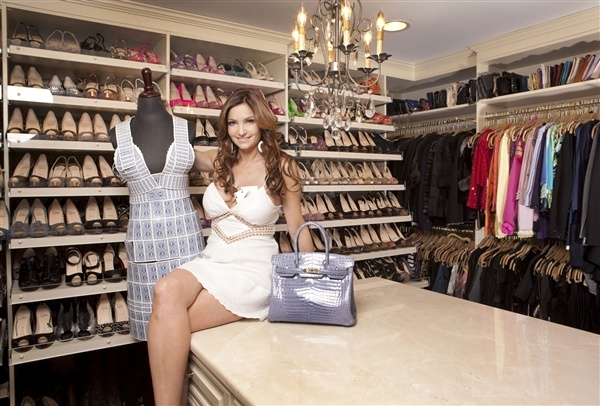 Shoe queen sued by ex-husband for allegedly hiding $1 million collection - The Look