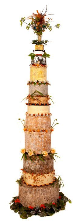 about wedding cakes - The Cheese Shed