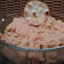 Easy Red Pepper Hummus Allrecipes.com