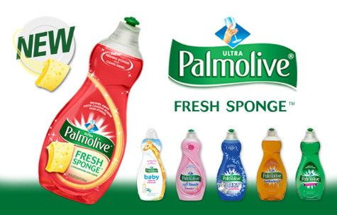 Palmolive really did a great job with their Fresh Sponge line! My sponges still look and smell so good!!