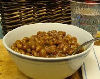 Boston Baked Beans Crock Pot Recipe | SLOW COOKER meals | Pinterest