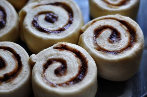 cinnamon rolls | breads buns and rolls (sweet & savory) | Pinterest
