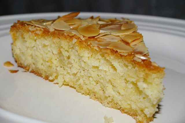 ... Carb Buttery Almond & Coconut Cake | low carb and almond flour