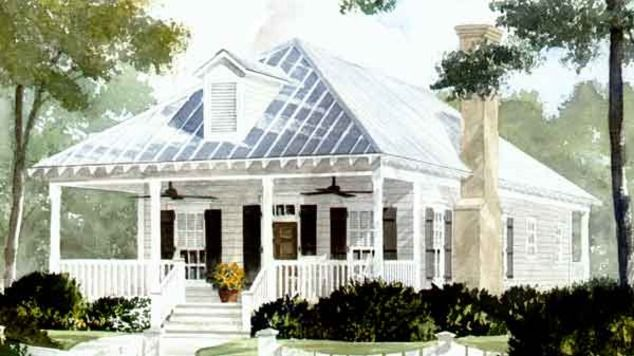 Tidewater house tidewater low country for the home for Tidewater house plans