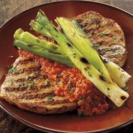 romesco sauce recipe dishmaps pork sandwich with romesco sauce recipe ...
