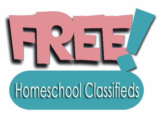Free Homeschool Classifieds