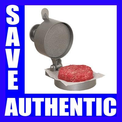Non Stick Single Hamburger Press Patty Hamburger Burger Meat Maker ...