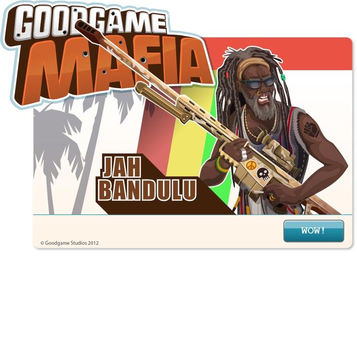 Goodgame Mafia - Jah Bandulu Goodgame Gangster