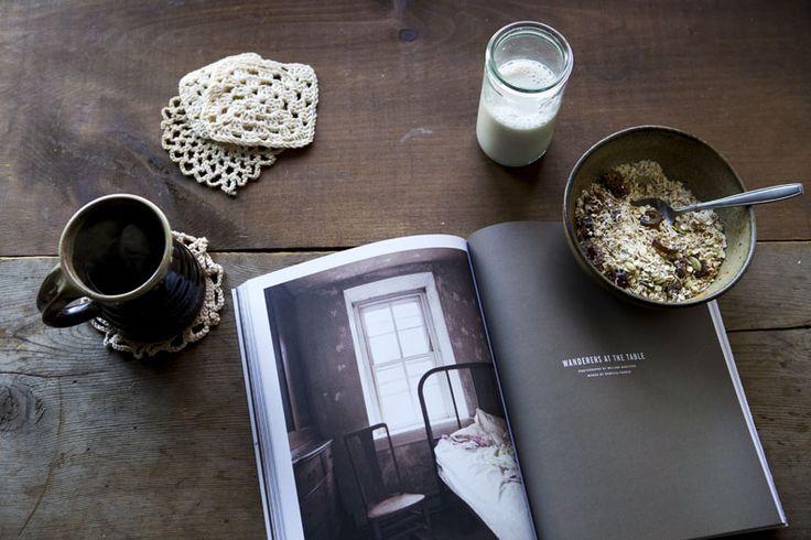 crocheted coasters (via Simply Breakfast)