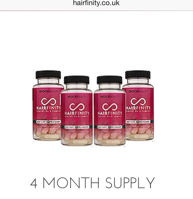 Hairfinity vitamins  Hairalicious  Pinterest
