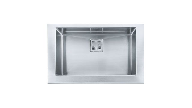 Www Franke Kitchen Sinks : Franke Kitchen Sinks Manor House MHX-PKX11028 Stainless Steel