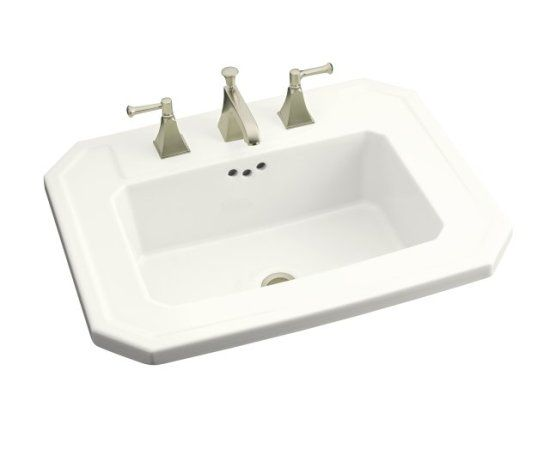 Kohler Kathryn sink I love this classic vintage style sink. In the ...