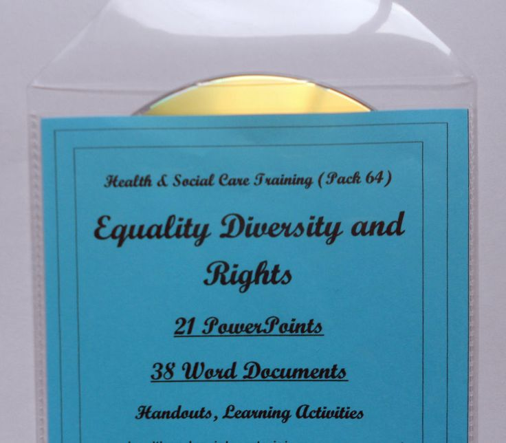 equality diversity and rights in health and social care essays