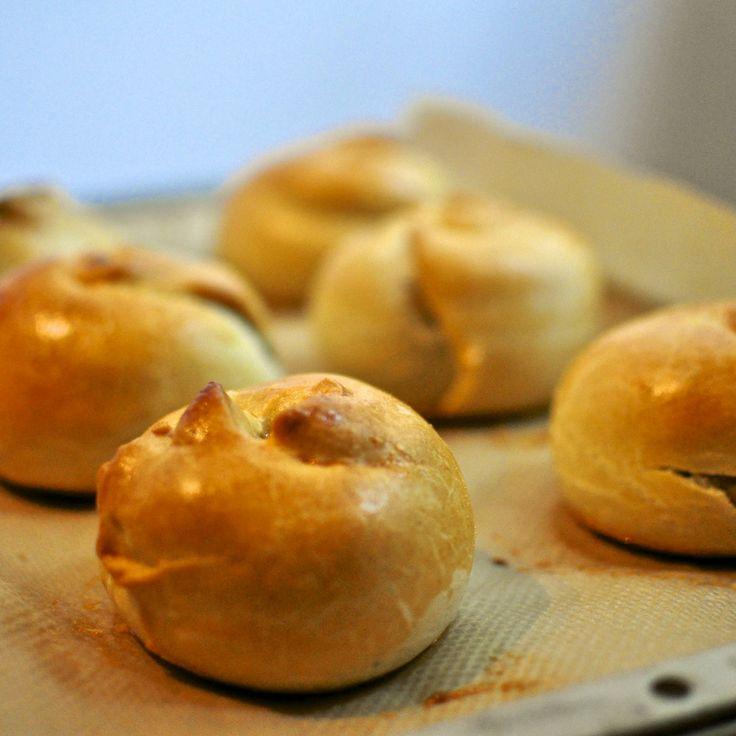 Potato Knishes | Hanukkah | Pinterest