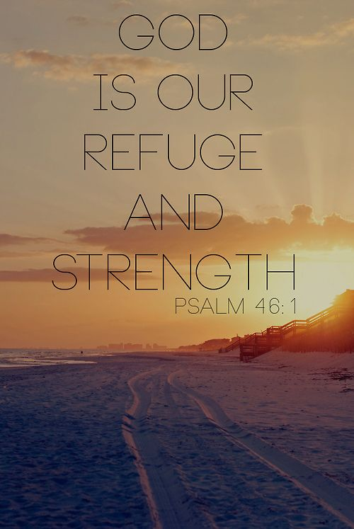 god is a very present help Psalm 46:1 god is our refuge and strength, a very present help in trouble read chapter in american standard version.