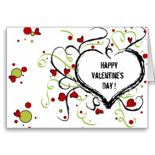 happy valentine greeting cards