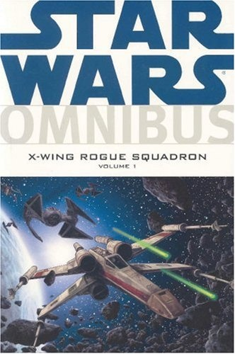 Tells the story of Rogue Squadron. And gives the world Baron Fel. Awesome....