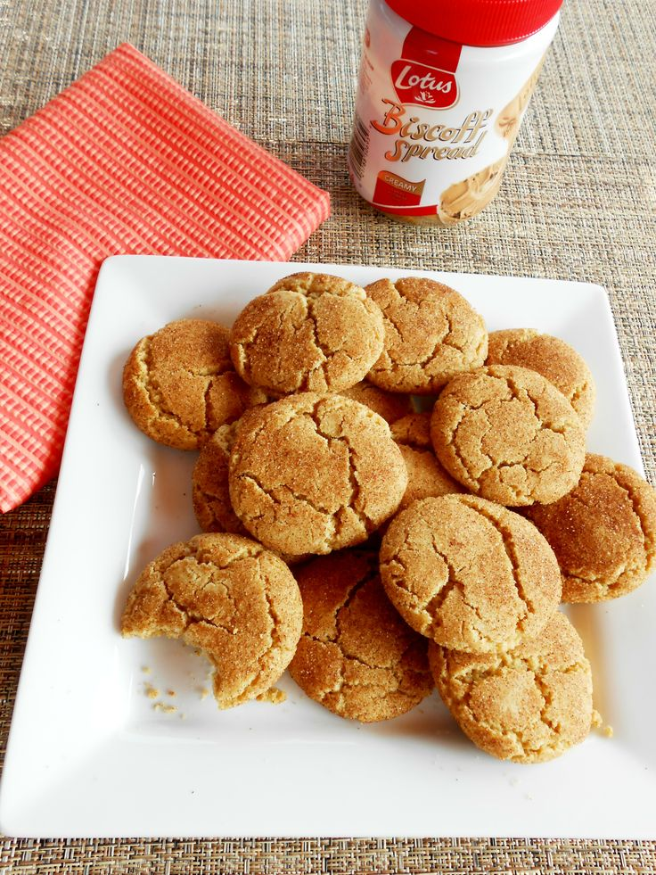 Biscoff Snickerdoodles | in my mouth now... dessert edition | Pintere ...