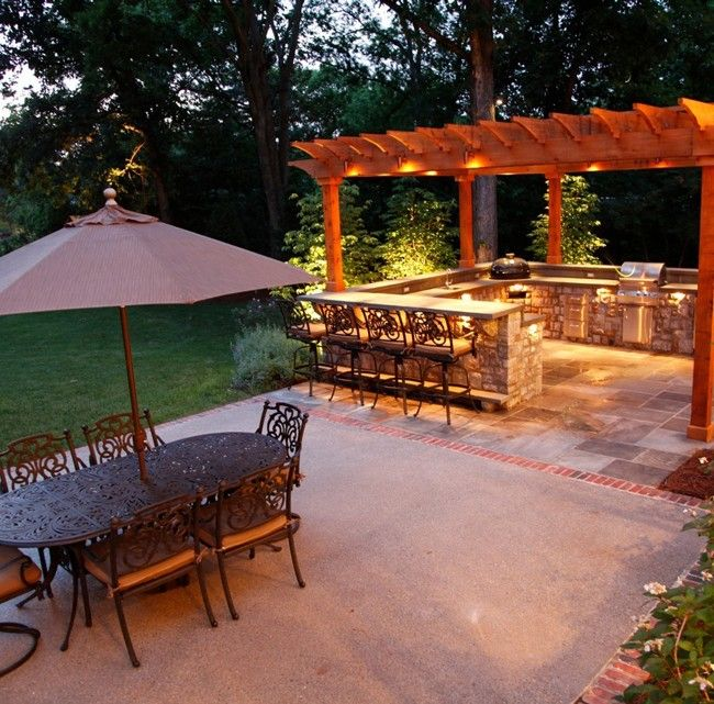 backyard escape outdoor living pinterest