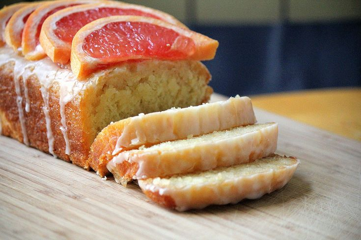 Grapefruit Cake ... I like grapefruit and I like cake! Worth a try!