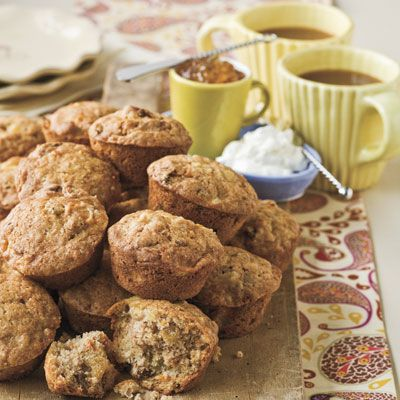Southern Living: Morning Glory Muffins Recipe