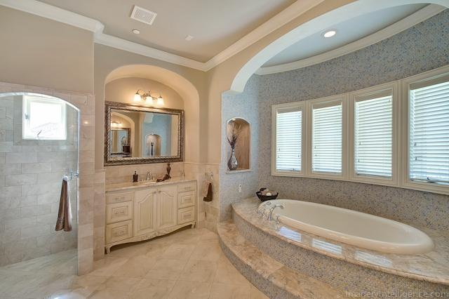 spa like master bathroom for the home pinterest