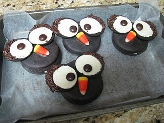 Owl moon pies - pic is way down on page of link, without much ...