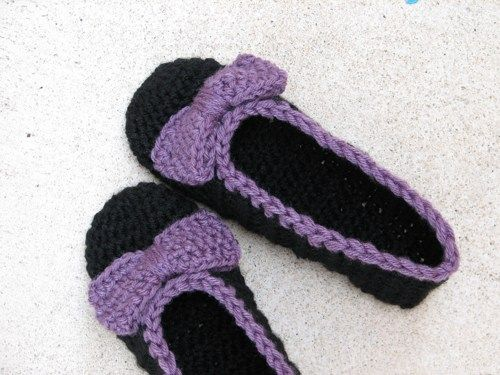 Crocheting For Beginners Supplies : Adult Slippers Crochet Pattern PDF,Easy, Great for Beginners, Shoes Cr