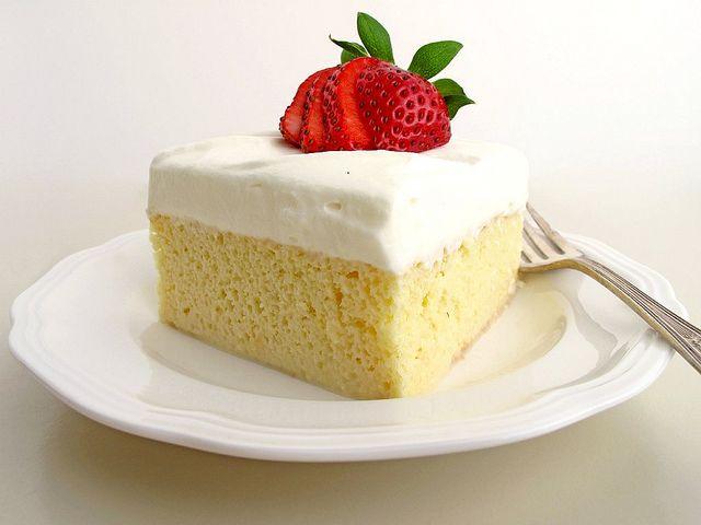 Tres Leches Cake Recipe In Spanish