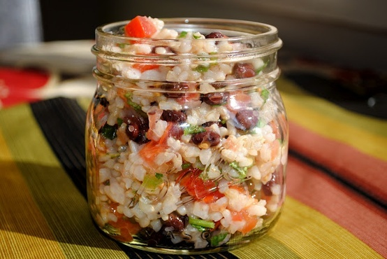 Healthy Fiesta Lime Rice by fitfoodiefinds Rice Fiesta_Liime_Rice ...