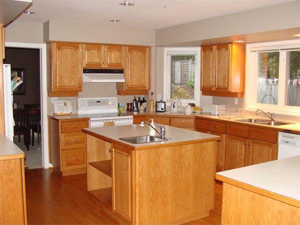 Refurbished Kitchen Cabinets Cheap Kitchen Kitchen Decorations Ideas