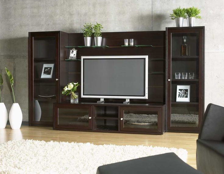 Ikea Tv Wall Unit Home Decor Pinterest