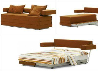 Transformer Furniture Flou 39 S Book Sofa Bed