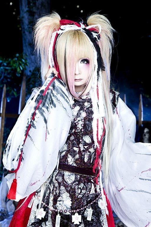 Hiyori. Kiryu. | Visual Kei/J Rock Infected | Pinterest