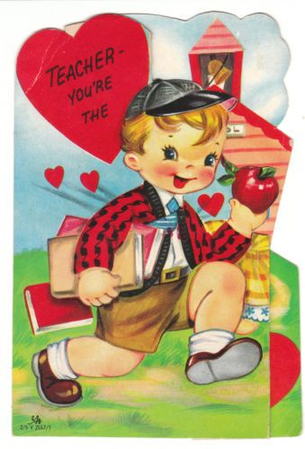 old fashioned valentine cards free