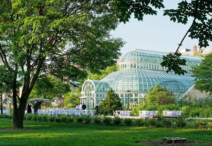 Palm House Brooklyn Botanic Garden Ny New York Brooklyn Pint
