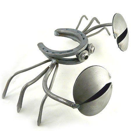 Giant Horseshoe Crab Horseshoe Crab Recycled Metal