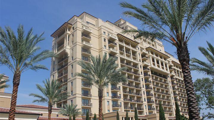 Four Seasons Resort, Walt Disney World